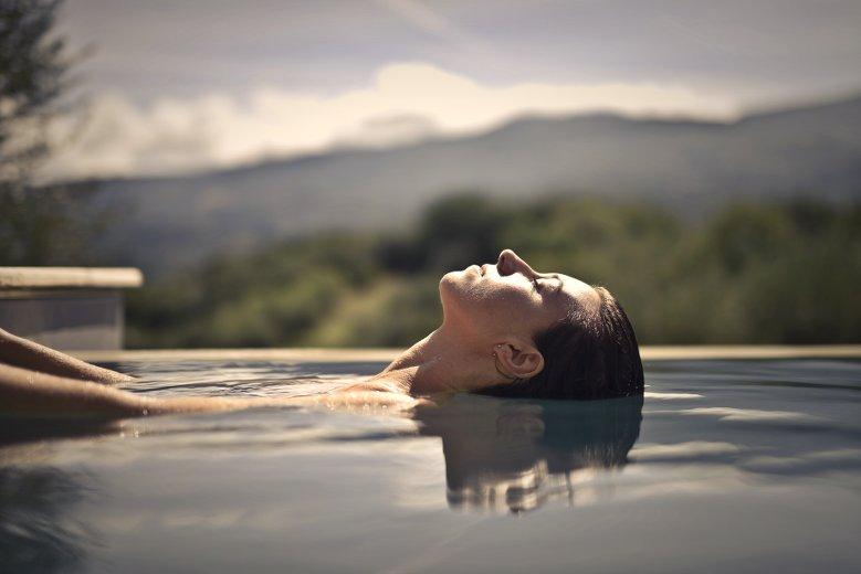 eaux hydratantes pour la peau