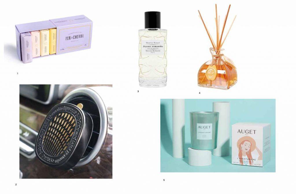 cadeaux noël parfum