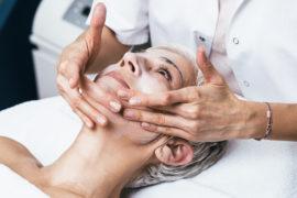 peeling moyen femme de 50 ans