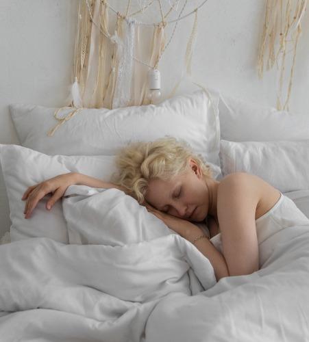 un bon sommeil pour maigrir