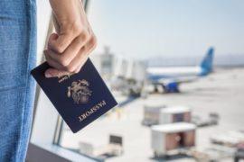 voyager avec un passeport