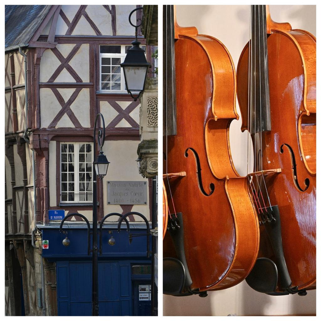 vitrine Bourges