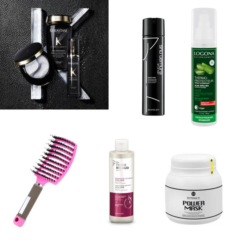 soins pour des cheveux sublimés