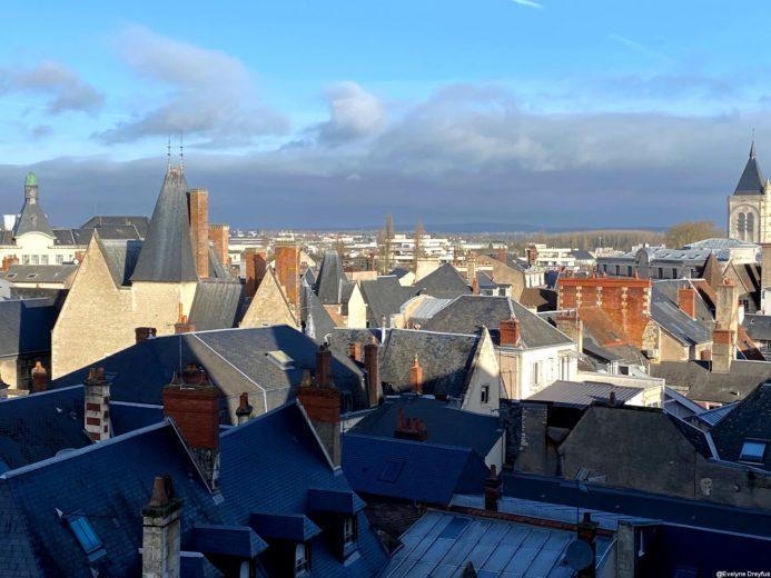 Vue de Bourges