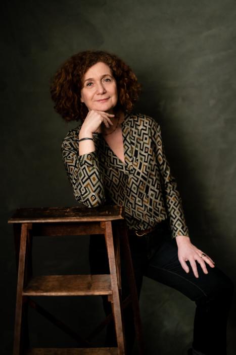 POrtrait photo femme 50 ans MIlena PErdriel