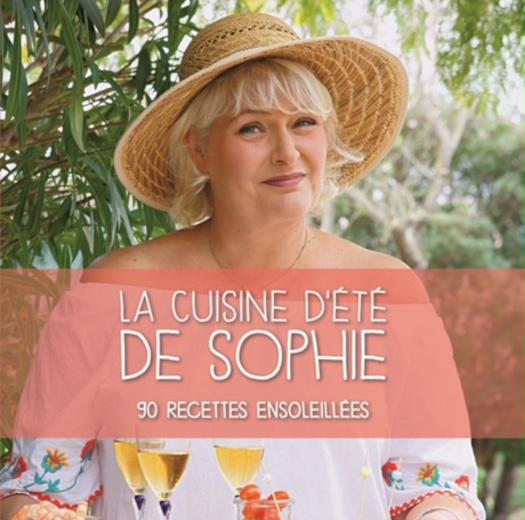 livre cuisine Sophie