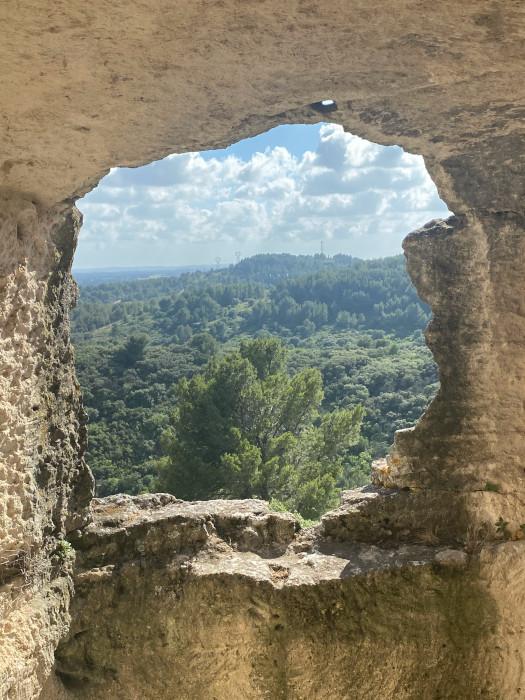 abbaye de saint roman beaucaire