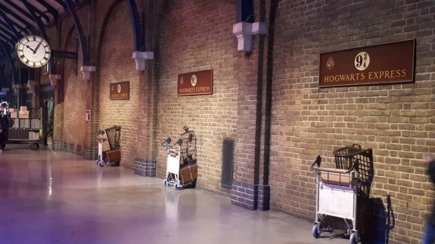 Harry Potter TRAIN POUDLARD EXPRESS